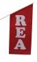Flagga REA 48x96cm
