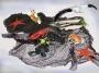 Figurer Fisknät 14 kvm