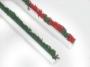 Figurer Persiljeavdelare 75x8 cm Röd/Grön