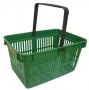 Kundkorg 27 liter Grön 22st/förp