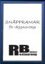 Snäppram Blå 50x70 44mm
